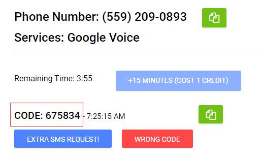 申请Google Voice教程