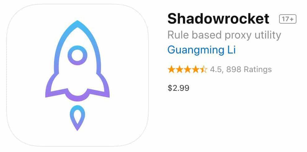shadowrocket