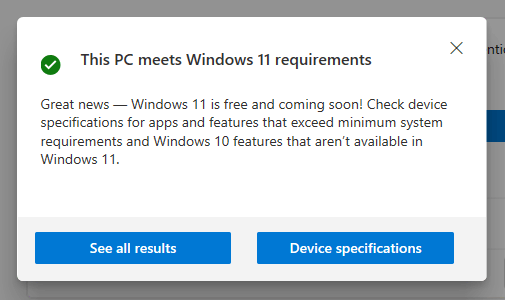 windows 11 升级